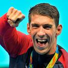 America's Michael Phelps. Photo: Martin Meissner/AP Photo