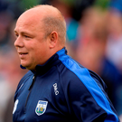 Waterford manager Derek McGrath prior to the GAA Hurling All-Ireland Senior Championship Semi-Final Replay game between Kilkenny and Waterford. Photo: Sportsfile