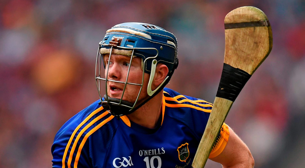 In Jason Forde, Tipperary had an outstanding sub to bring on. Photo: Sportsfile