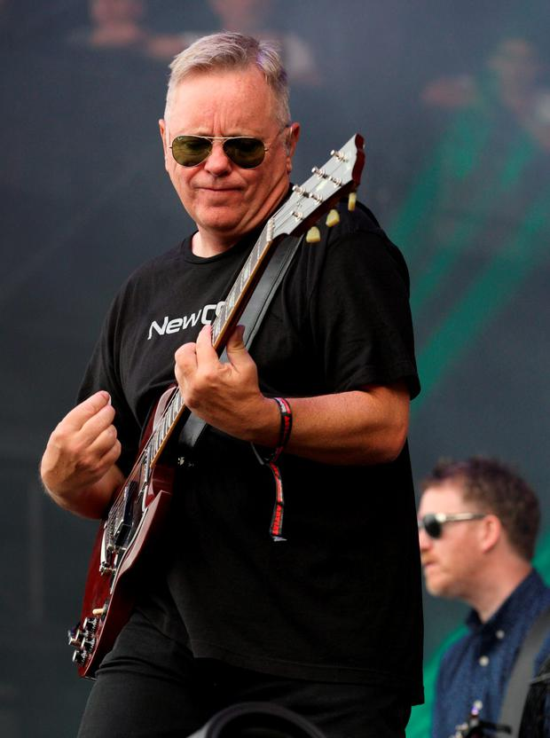 Bernard Sumner and New Order will be at Stradbally for the Electric Picnic