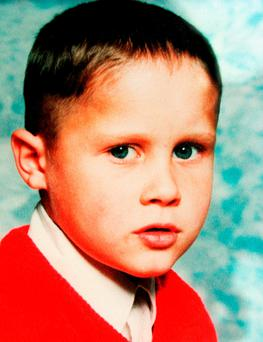 Undated handout file photo of Rikki Neave as a man arrested in Portugal in connection with the murder of the six-year-old more than two decades ago has been returned to the UK