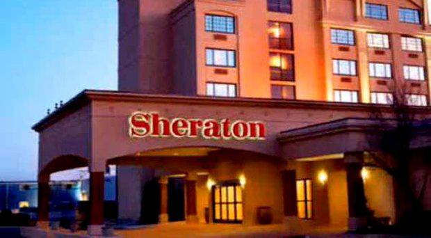 Shearton Hotels were targeted