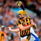 Fennelly used his pace and craft to bag two sublime goals while looking menacing throughout. Photo: Daire Brennan/Sportsfile