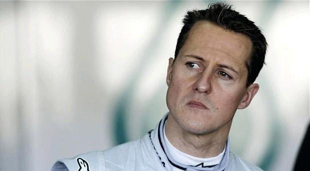 On the mend: But some medical experts remain sceptical about Michael Schumacher making a full recovery CREDIT: AFP