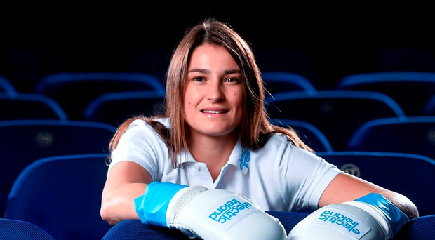 Katie Taylor's company, KT Sports Limited, is sitting on a €1.2m cash pile, according to recently lodged company filings Photo: Ramsey Cardy / SPORTSFILE