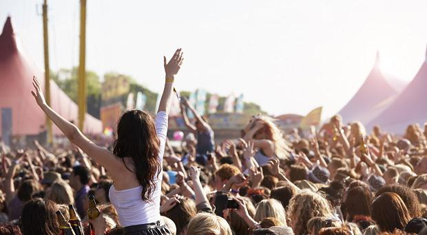 A teenager has died in her tent at the BoomTown Fair music festival.