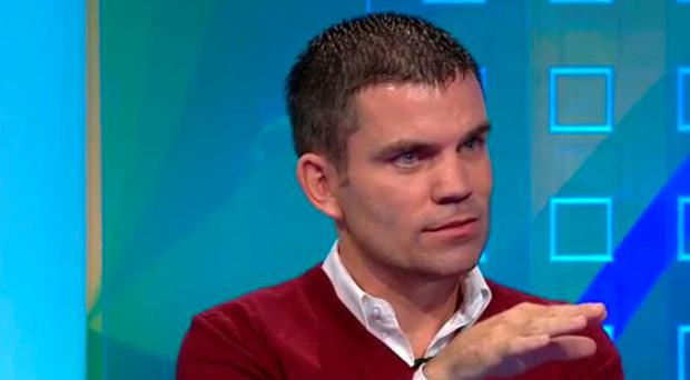Bernard Dunne Appeared on the RTE panel