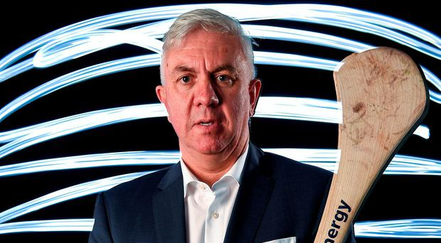 Ger Cunningham is set to continue his role as Dublin hurling boss. Photo: Paul Mohan/Sportsfile
