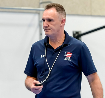 Former Irish coach Billy Walsh