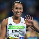 Jessica Ennis-Hill has retired