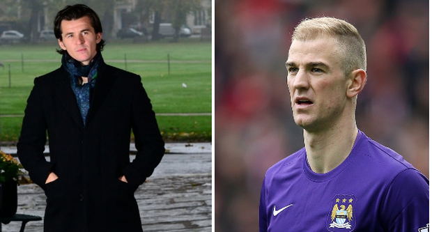 Joey Barton has slammed Man City for their treatment of Joe Hart.