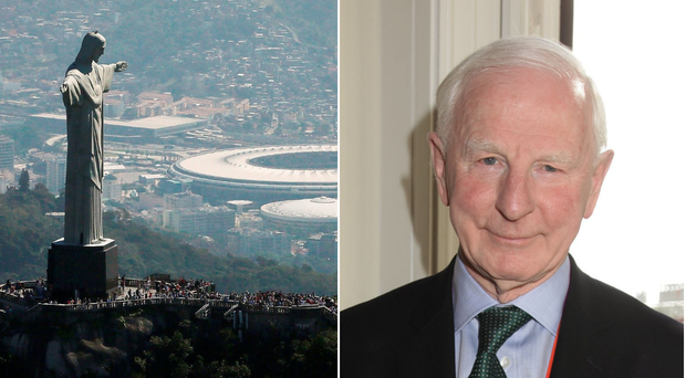 OCI president Pat Hickey was arrested in Rio