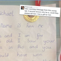 Boxer Michael Conlan responded to a letter from a five-year-old fan