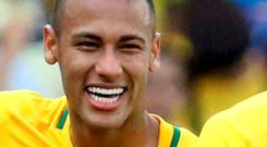 Neymar is the only name on anyone's lips in Rio now