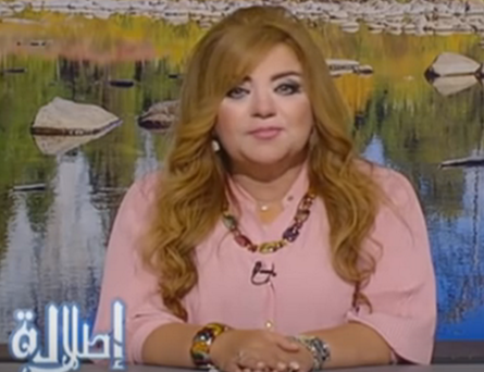 Too Fat for Egyptian TV?
