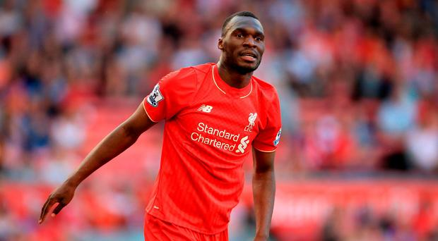 Christian Benteke (pictured) can now try to revive his career at Selhurst Park and will no doubt be seeking to make a point about his overlooked talent. Photo: PA Wire