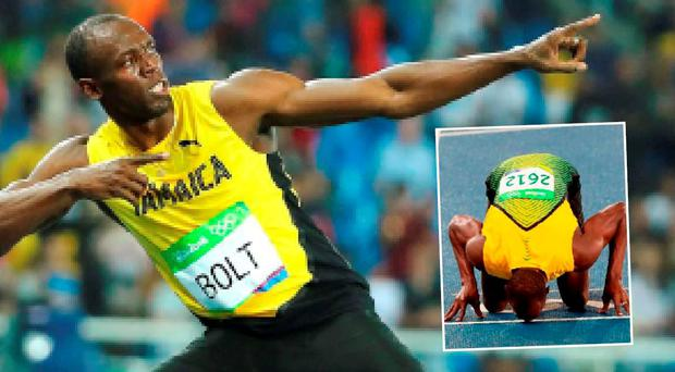 Usain Bolt won the 200m in Rio
