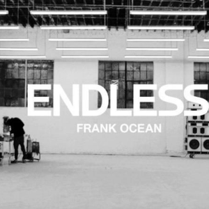 Endless, Frank Ocean's visual album. Photo: Apple Music