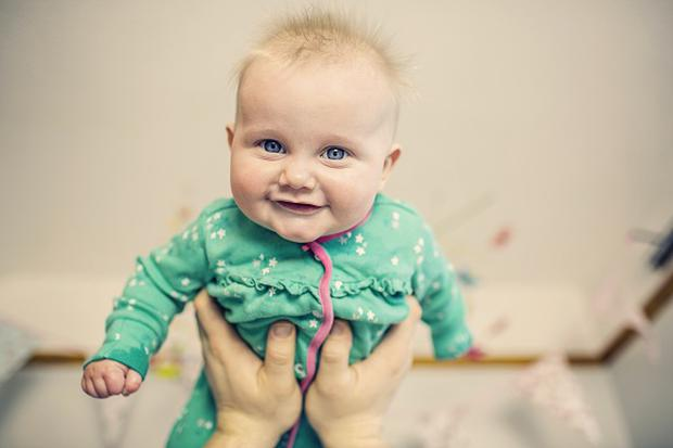 Jack and Emily are the most popular baby names in Ireland