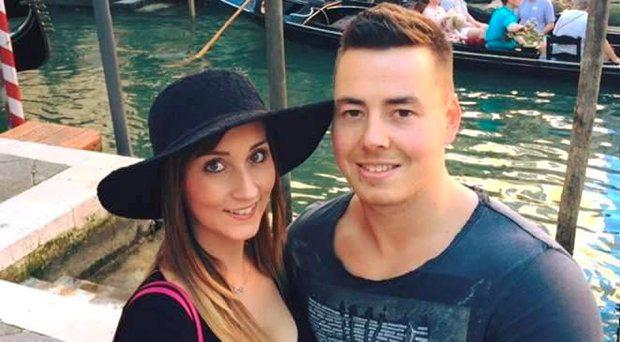 Niamh Corrigan and her fiance Paul Fortuna had arrived in Phuket, Thailand that day Credit: Facebook