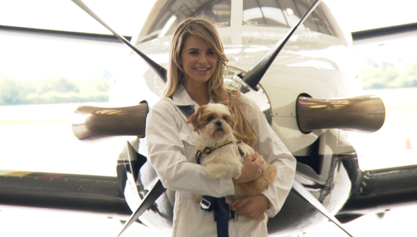Andrea Hayes meets VogueWilliams and her dog Skittles tonight at 8.30pm on TV3