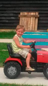 Dexter Neal, who died after being attacked by a dog in Halstead, Essex Credit: Essex Police/PA Wire