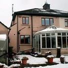 The house in Rathcoole before the renovations