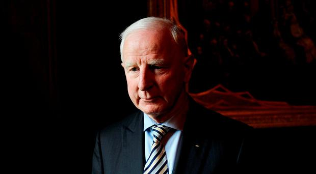 'Pat Hickey has known for decades about the towering hypocrisy of the IOC. Imagine even wanting to be part of this organisation?' Photo: PA