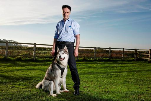 CUTTING-EDGE: Irish 'supervet' Noel Fitzpatrick has pioneered a number of innovative surgical techniques. Photo: Channel 4/Jude Edginton