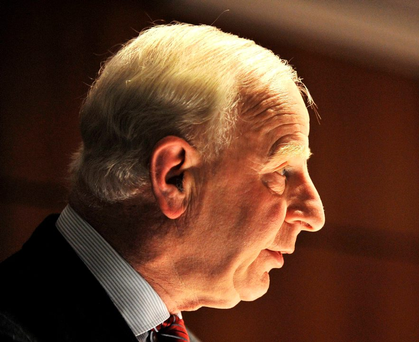 Long reign: Pat Hickey has been president of the OCI for 28 years. Photo: Sportsfile