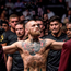 20 August 2016; Conor McGregor of Ireland ahead of his welterweight bout against Nate Diaz of USA at UFC 202 in the T-Mobile Arena, Las Vegas, USA. Photo by Joshua Dahl/Sportsfile