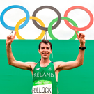 Pollock: 32nd place. Photo: Brendan Moran/Sportsfile