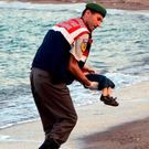 Little has changed since the death of Aylan Kurdi Photo: AP Photo/DHA