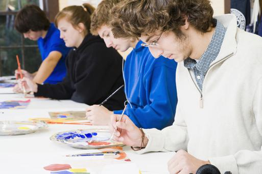 There is an enormous variety of post-Leaving Cert programmes, open to both school-leavers and mature students at Level 5 (one year) and Level 6 (two years). Getty Images/Purestock