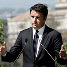 The summit comes at a difficult time for all three premiers, but for Mr Renzi in particular. Photo: Simona Granati/Corbis via Getty Images