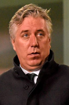 FAI chief John Delaney Photo: Ramsey Cardy / SPORTSFILE