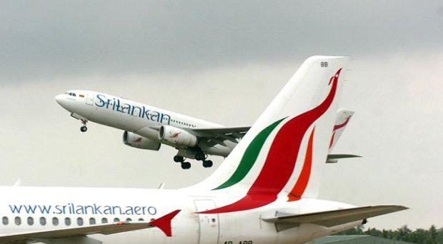 The pilot failed a breath test moments before taking off from Frankfurt Credit: GETTY