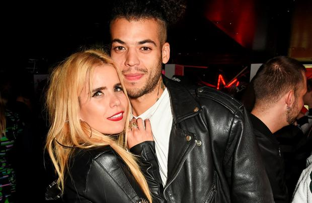 Paloma Faith (L) and Leyman Lahcine attend the Love Magazine miu miu London Fashion Week party at Loulou's on September 21, 2015 in London, England. (Photo by David M. Benett/Dave Benett/Getty Images for Love Magazine & miu miu)
