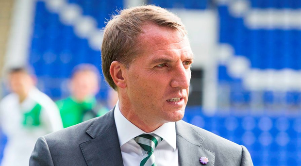 Rodgers: Maintaining momentum Picture: PA