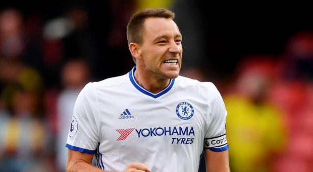 John Terry Picture: Reuters