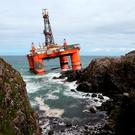 Transocean Winner drilling rig Credit: Andrew Milligan/PA Wire