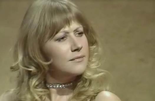 Helen Mirren in a 1975 interview with Michael Parkinson