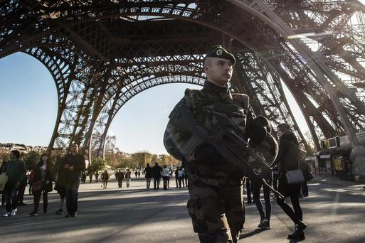 France to teach kids how to react to terror attacks