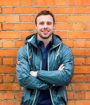 "Tommy Bowe: ""I feel good, feel great, I'm fit,"" Picture: Kyran O'Brien"