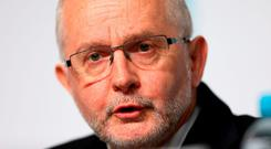 Craven admitted that he had sympathy for any clean Russian athletes excluded from the Games. Photo: PA