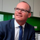 Minister Simon Coveney. Photo: Jason Clarke