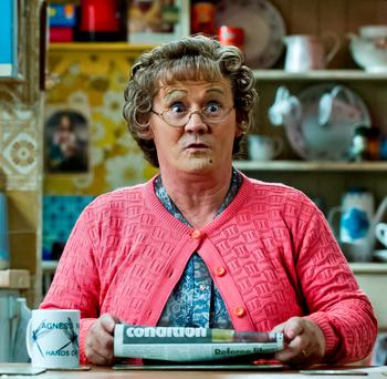 Mrs Brown's Boys creator Brendan O'Carroll