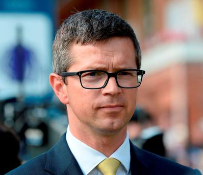 "Trainer Roger Varian ""It was important to achieve that Group One win over 10 furlongs. Whether he needs to go over 10 Photo: Anna Gowthorpe/PA Wire"