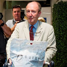 Opposition warned Sports Minister Shane Ross public is 'understandably sceptical'. Photo: Arthur Carron