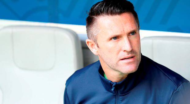 Robbie Keane Picture: PA
